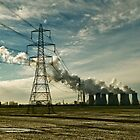 Power Station by bache