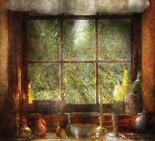 Table Setting by Mike  Savad