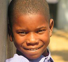 A Namibian Learner by Cedar Wolf