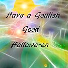 Have a Goulish Good Hallowe-en by MaeBelle