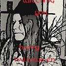 Witching, Hallowe-en Card by MaeBelle