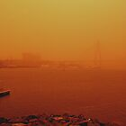 Sydney dust storm by K.D. Hemi
