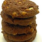choc chip cookies by feeee