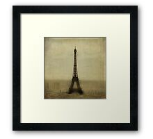 La Tour Framed Print