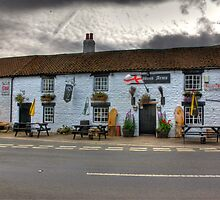 Freemasons Arms - Nosterfield by Trevor Kersley