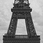 Eiffel Tower by David Henderson