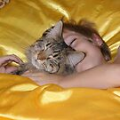 My sweet cats:)) by misiabe80