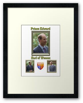 Prince Edward - the Earl of Wessex by missmoneypenny