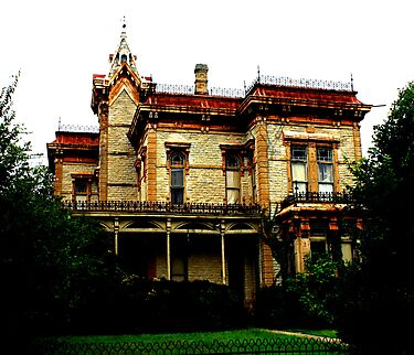 Haunted Mansion by Charles Buchanan