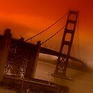 Golden Gate Bridge 2009 by Luuezz