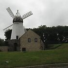 85 - FULWELL WINDMILL - 03 (D.E. 2009) by BLYTHPHOTO