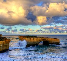 Great Ocean Road, Victoria, Australia by Elana Bailey