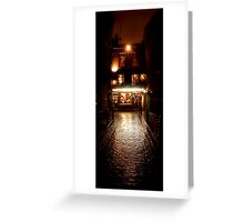 The Lamb and Flag, Covent Garden , London Greeting Card