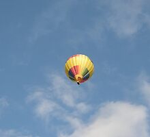 HOT AIR OUT OF NOWHERE 1 by jillijude1