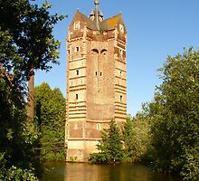 Ter Heyden Tower by theBFG