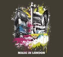 Made in London by Faizan Qureshi