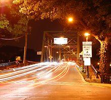 Lambertville-New Hope Bridge by Michael Bender