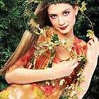 Mountain Creek Fairy - from the Mysteries of the Forest series by lightvision