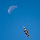 To the moon 2 by Sean McConnery