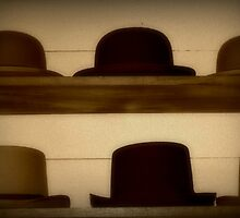 1800's General Store - Hats for Sale by Lynn Moore