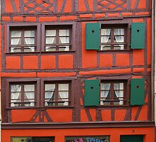 Strasbourg #2 by Régis Charpentier