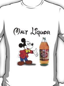 Malt Liquor T-Shirt