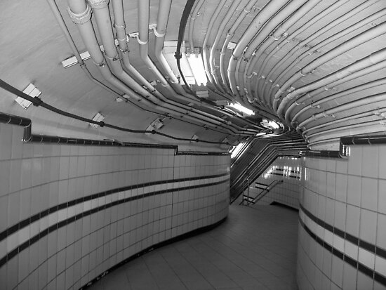 Urban Underground by newyorknancy