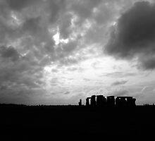 Stone Henge by Stephen Thomas Green