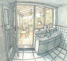 Kitchen by Simon Yeomans