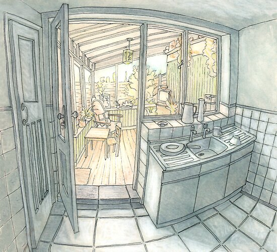 Kitchen by Simon Yeomans