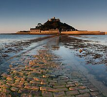 St. Michael's Mount by Jacques Botha