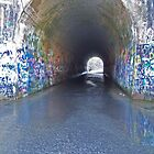Click Tunnel - Kingsport, TN by A Different Eye Photography