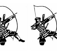Samuri Graphic Design by Kyleacharisse