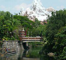 Everest! by issacbrock