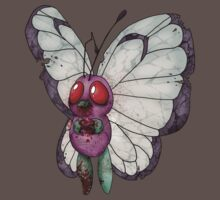 Zombie Butterfree T-Shirt
