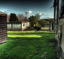 Caravan park by Richard Shepherd