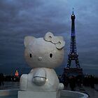Crying Hello Kitty by atplum