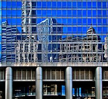 Chicago Reflections by JCBimages