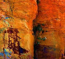*Escarpment  Deep in Arnham Land* by Ronald Rockman