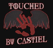 Touched By Castiel (#1) by RubyFox