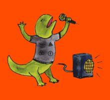 Karaoke Newt by Dylan DeLosAngeles