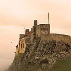 lindisfarne castle by chris2766