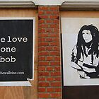 Bob in Brixton by sarahtoure