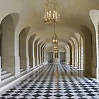 Corridors & Columns in Architecture by Sheila Laurens