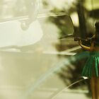 Dashboard Hula Dancer by John Ayo