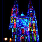 Chartres en Lumières  by doreeN Zhang