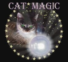 Cat Magic by aura2000