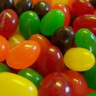 Starburst Jelly Beans by Debbie Meyers