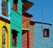Rainbow Neighborhood by Mariano57
