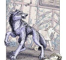 The Wolf at the Door by Stephanie Smith